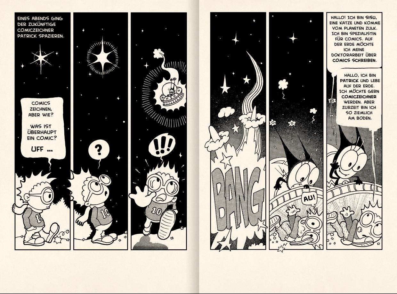 Horowitz Cc Education Through Comics
