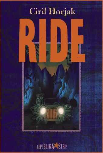 Ciril Horjak: Ride