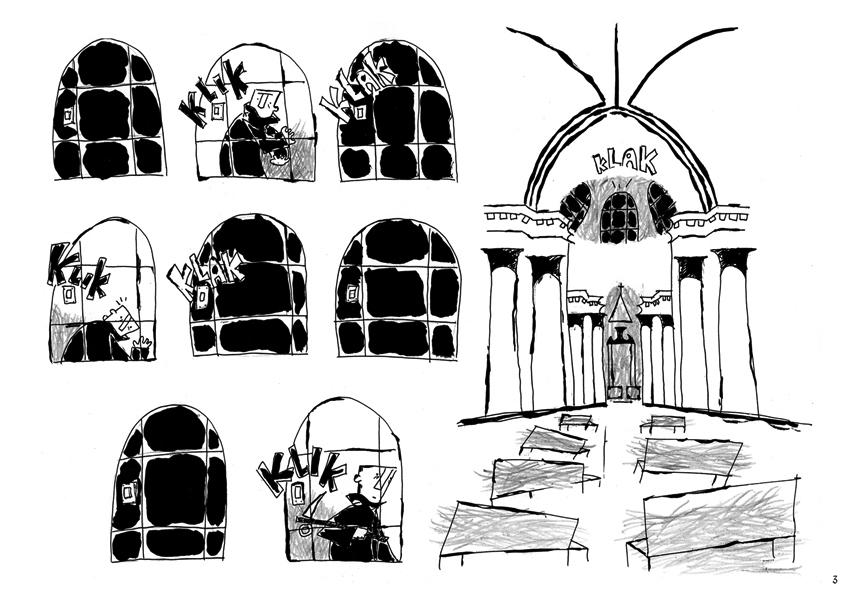 Domen Finzgar: Protiarhitekt