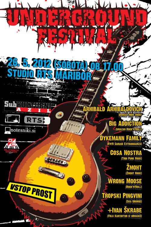 Underground festival 2012