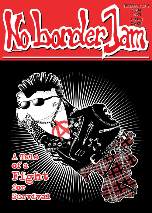 No Border Jam - A Tale of a Fight for Survival