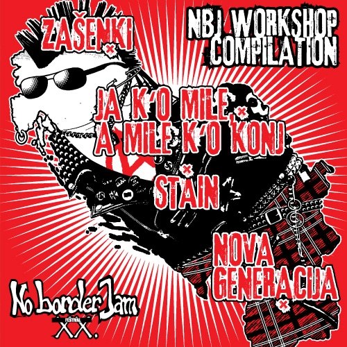 No Border Jam Workshop Compilation