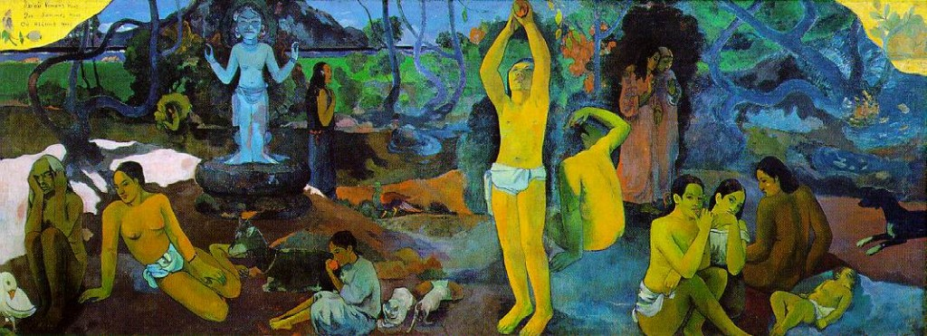 The project is a paraphrase of the title of the painting by Paul Gauguin (Where do we come from? What are we? Where are we going?, 1897/98), that (seemingly, at least to me) wanted to move the pivot of art from aesthetics to ethics. After more than a hundred years it looks like art has managed to get rid of the beautiful and is now dealing with questions of human existance.